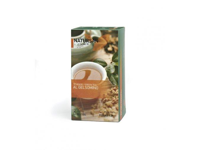 CF21 Tè verde al Gelsomino LOW